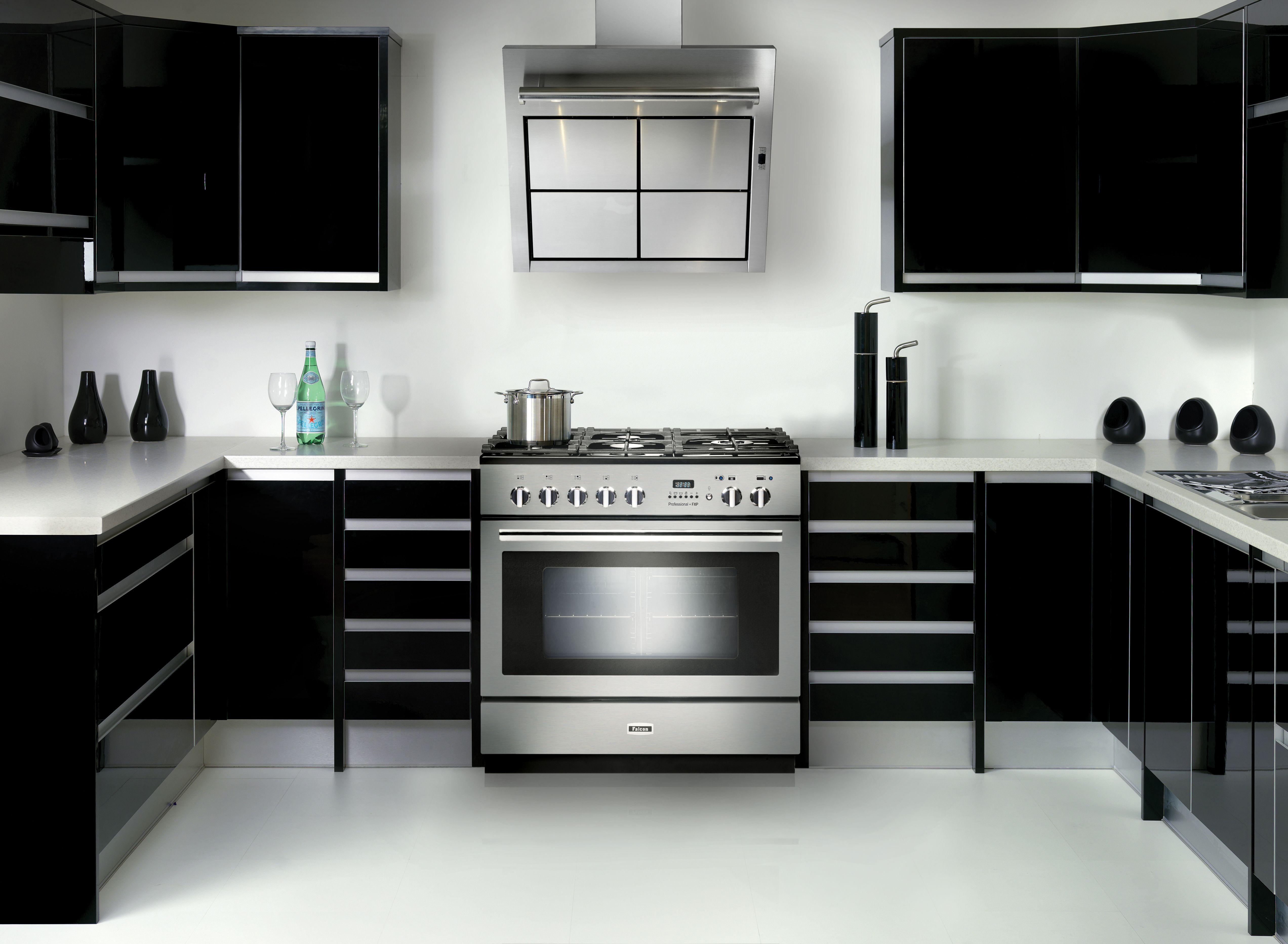 Falcon Küche ein professional fx falcon ein gasherd für die moderne küche