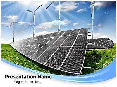Solar Energy Powerpoint Template Is One Of The Best Powerpoint
