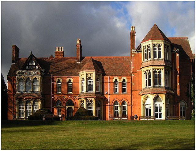 Highbury hall - Moseley, Birmingham, UK. Home of Joseph Chamberlain . #england #birmingham