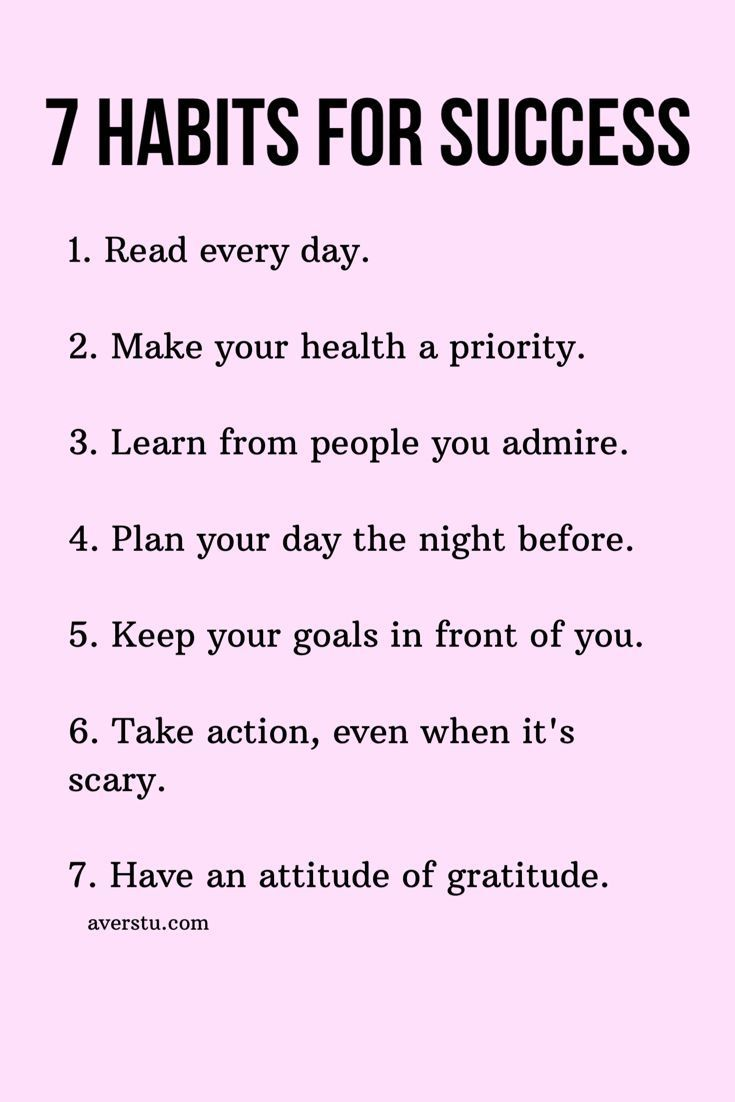 7 great habits to begin #selfcare #selflove #goals #inspiration #health