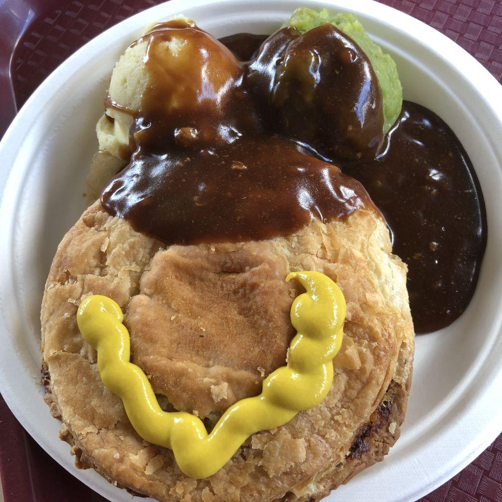 Aussie steak pie & curry beef pie from Yatala Pies | Beef ...