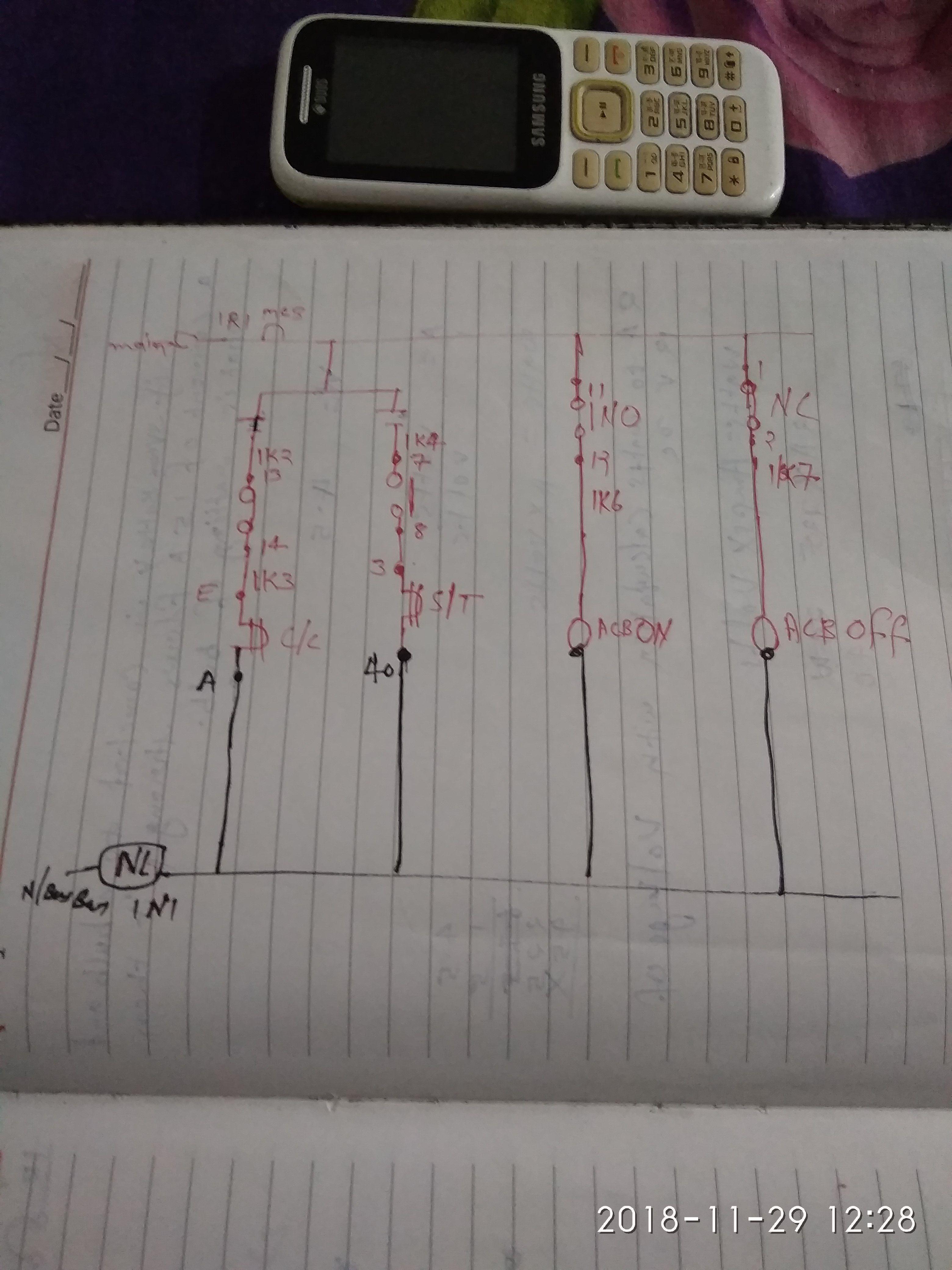 acb control wiring diagram [ 3120 x 4160 Pixel ]