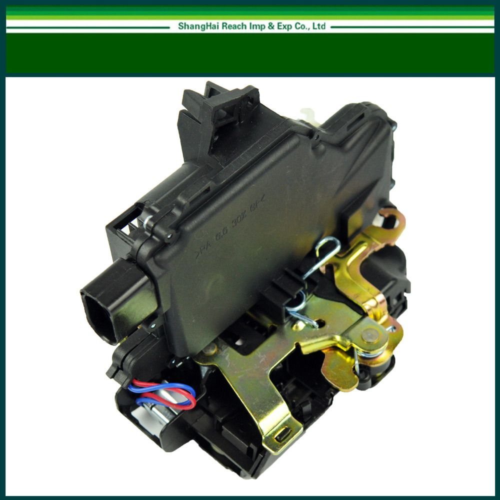 New Door Lock Actuator Front Left Fit For Vw Jetta 4 Golf 4 Mk4 Gti Bora Beelte Polo 3b1837015a 3b1 837 015 A Vw Jetta Vehicle Parts Golf 4