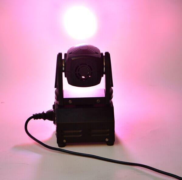 660.00$  Watch now - http://alicfl.worldwells.pw/go.php?t=32278692940 - 10w RGBW LED Moving Head Spot Infinite Beam Light DMX512 Garden House Parties/Pub LED Lighting 660.00$