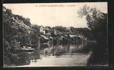 CPA Fresnay-sur-Sarthe, Les Lavoirs 1930