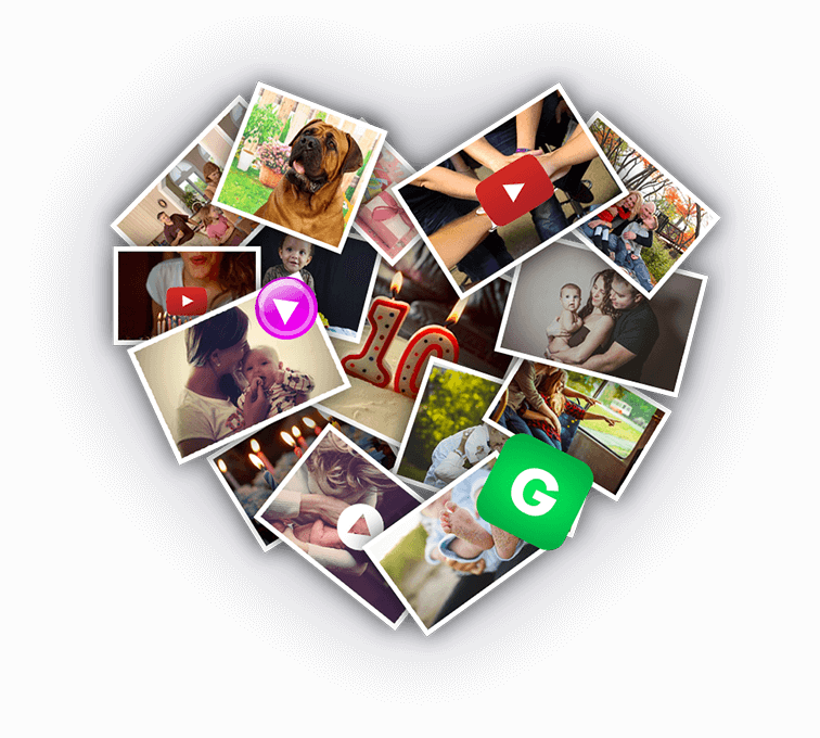 Glogster lets you create online multimedia posters. Combine all kinds of media on one page and create fantastic posters that really tell the story.