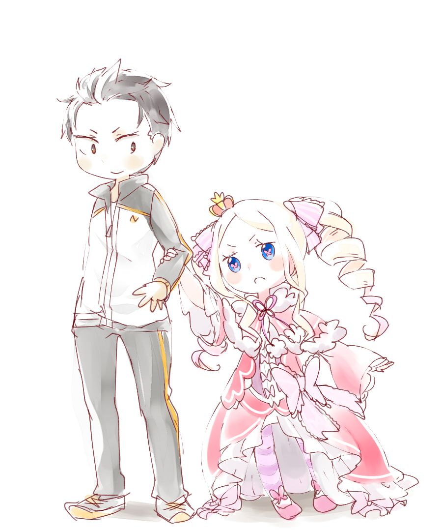 Remember To Take Me Along I Suppose Rezero Anime Animeboy Animeart Fanart Animestyle Animeartwork Animekawaii Cute Animegirl Re Zero
