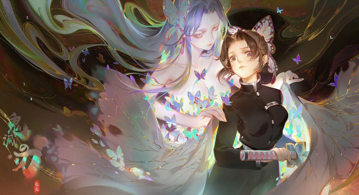 Pin By Beacon On Full Scene Anime Anime Demon Slayer Anime