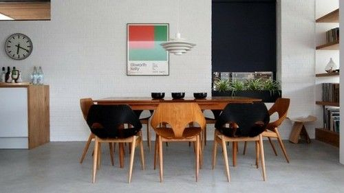 The Design Enthusiast Guest Post Vintage Love Danish Dining Table