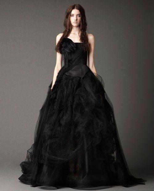 Vestidos de quince goticos