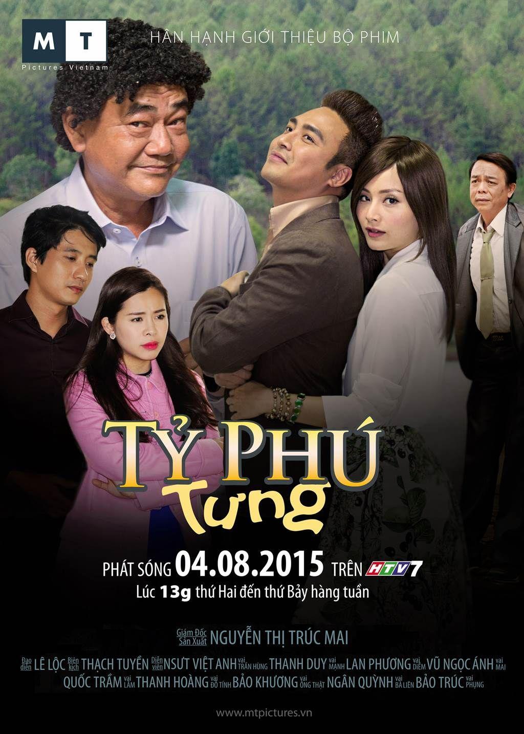 Phim Tỷ Phú Tưng   Htv7