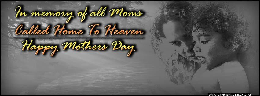 In memory of Mothers no longer here. Happy mothers day