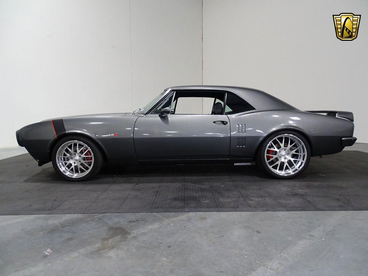 1967 Pontiac Firebird Gateway Classic Cars Houston Texas 1043