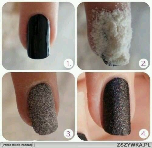 decoration sur les ongles facile a faire