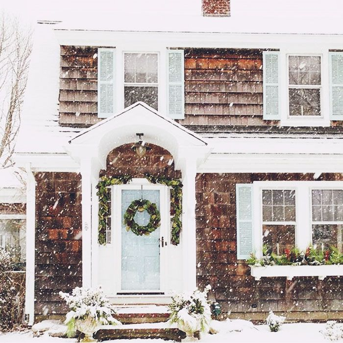 Cute outdoor Christmas decorations | Holiday Ideas | Pinterest ...
