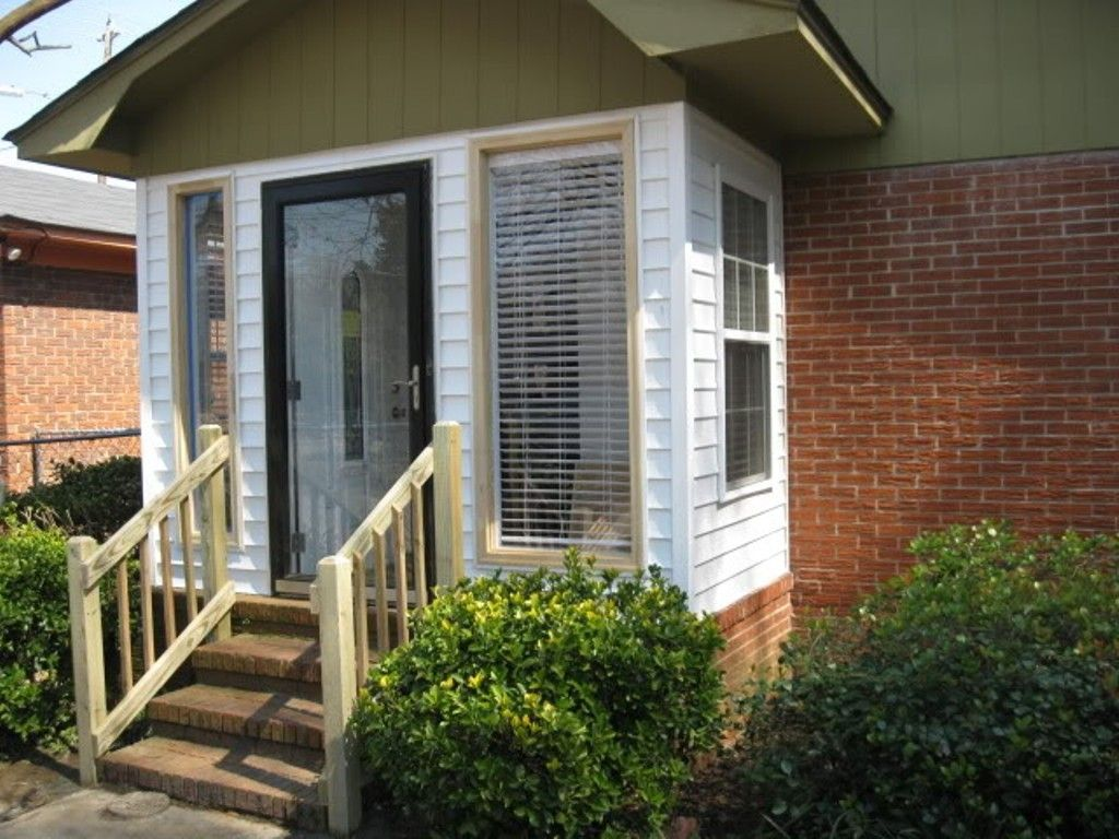 Unique Small Porch Ideas Small Enclosed Porch Enclosed Front
