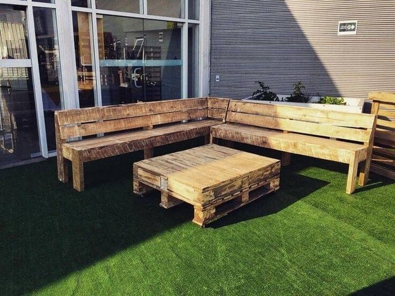DIY Recycled Wood Pallet Ideas for Projects (With images ...
