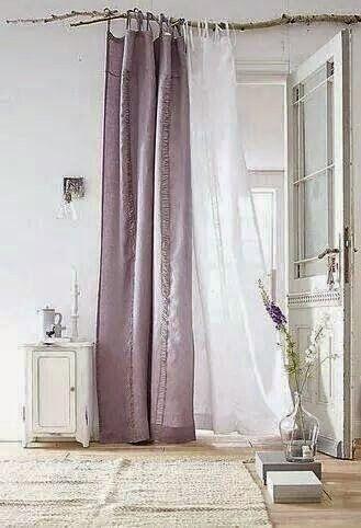 Hoy voy a la búsqueda de la cortina perfecta Decoración - cortinas decoracion