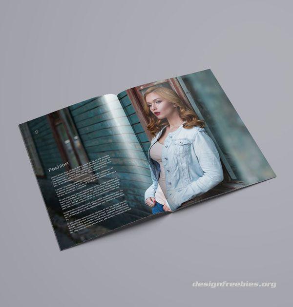 free indesign portfolio template indesign portfolio. Black Bedroom Furniture Sets. Home Design Ideas