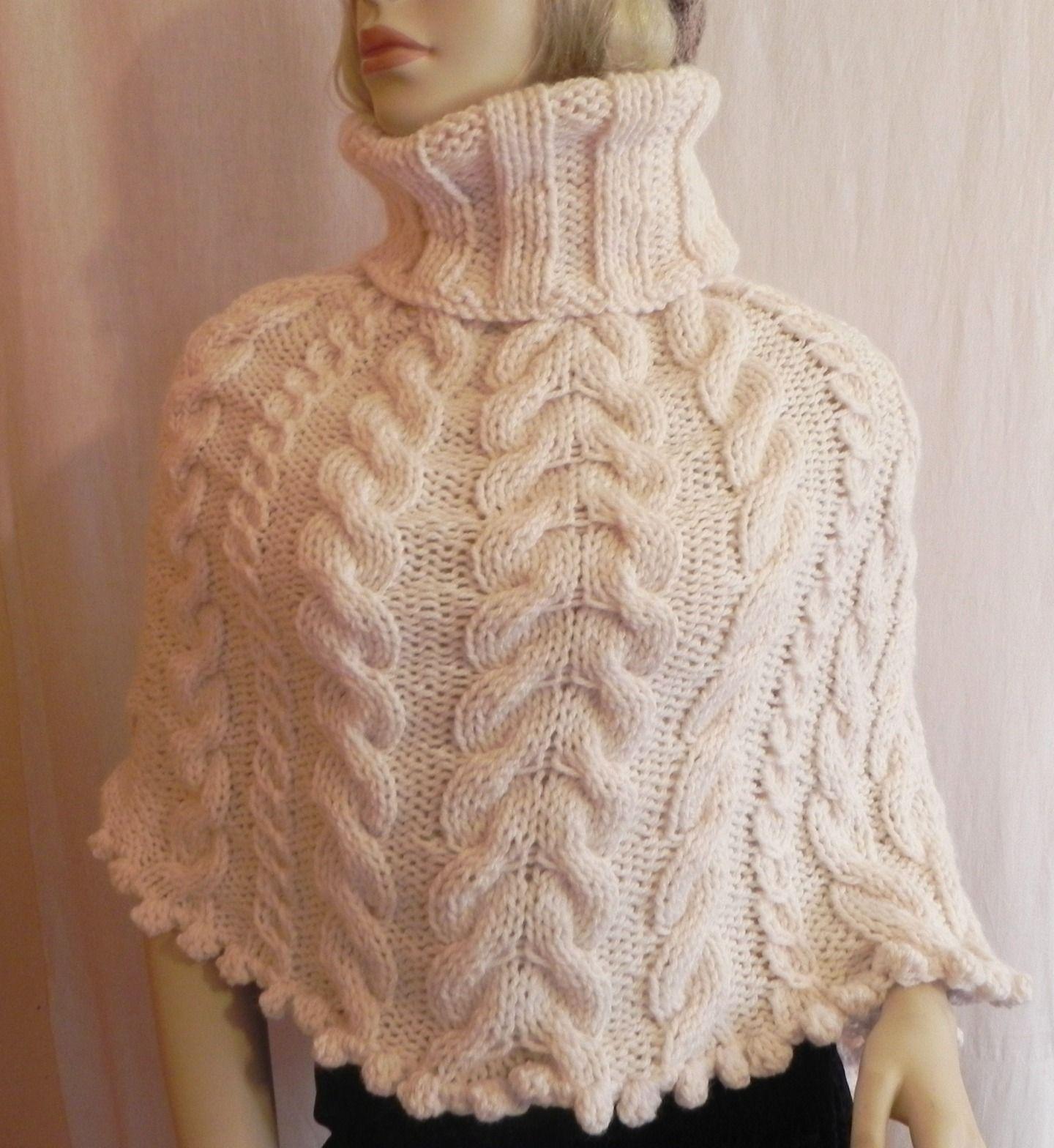 tricoter une echarpe col boule
