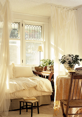 I like the high curtains and want to do this in my two rooms.