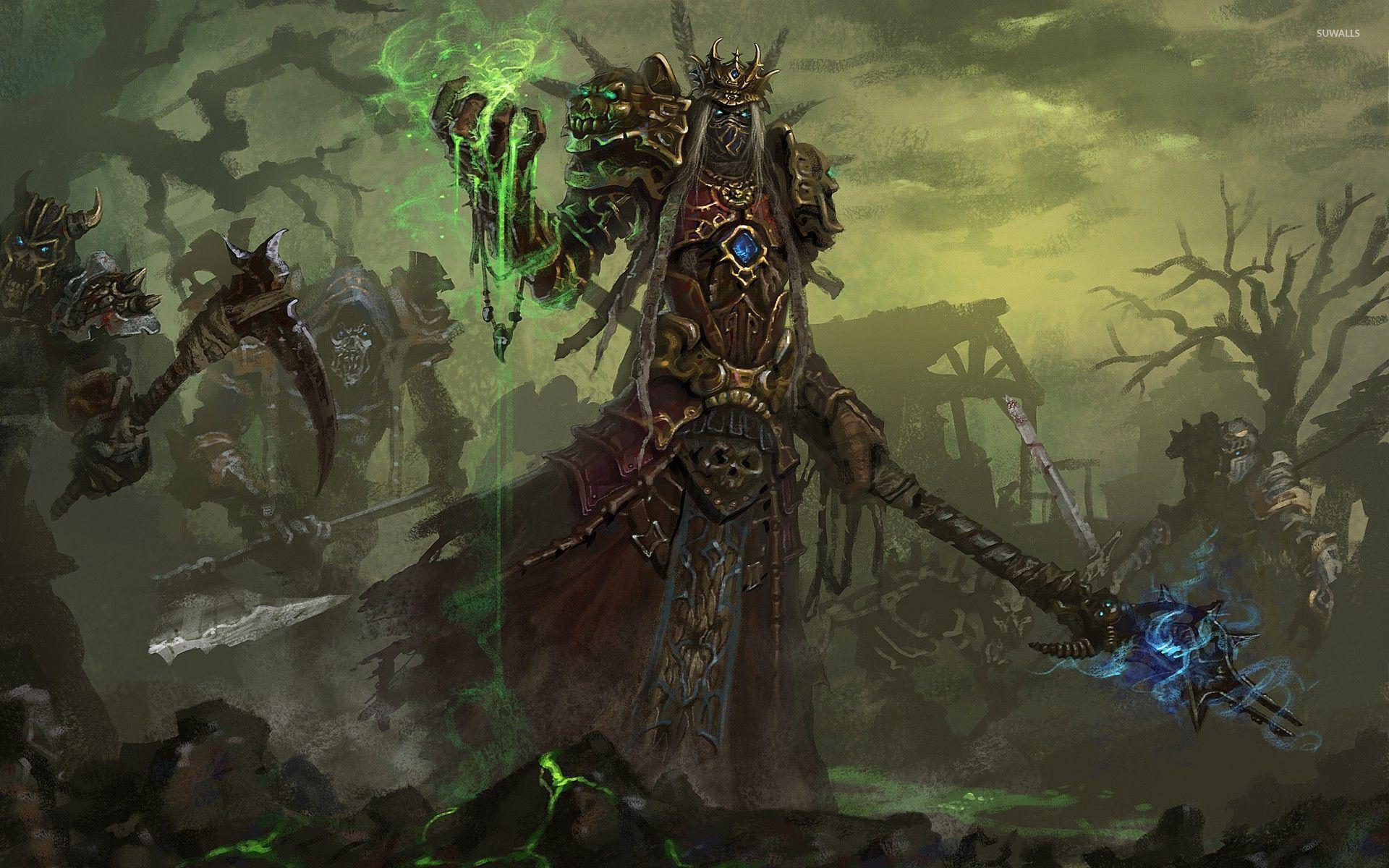 World Of Warcraft Cataclysm Wallpaper WallDevil
