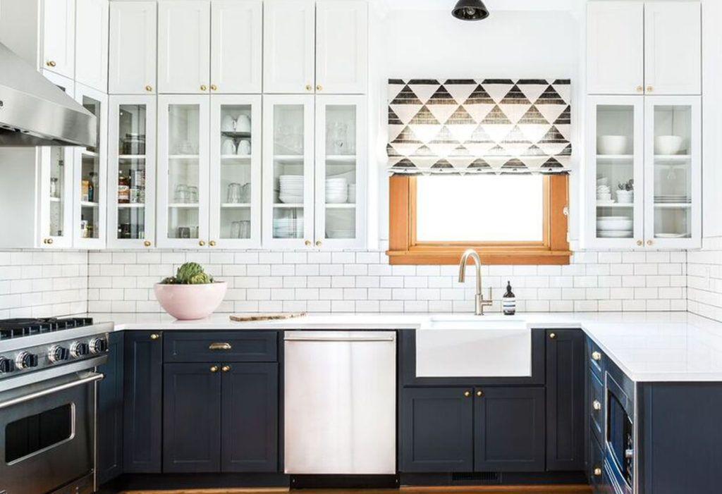 Heidi Caillier Design Seattle Interior Designer Kitchen Design