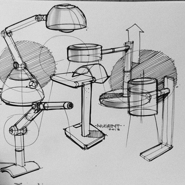 Spencer Nugent Dibujos Apinados Aprovechamiento De Espacios Para Bocetar Industrial Design Sketch Design Sketch Sketch Design