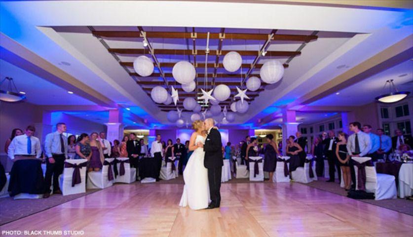 Black Rock Country Club Luxury wedding venues, Wedding