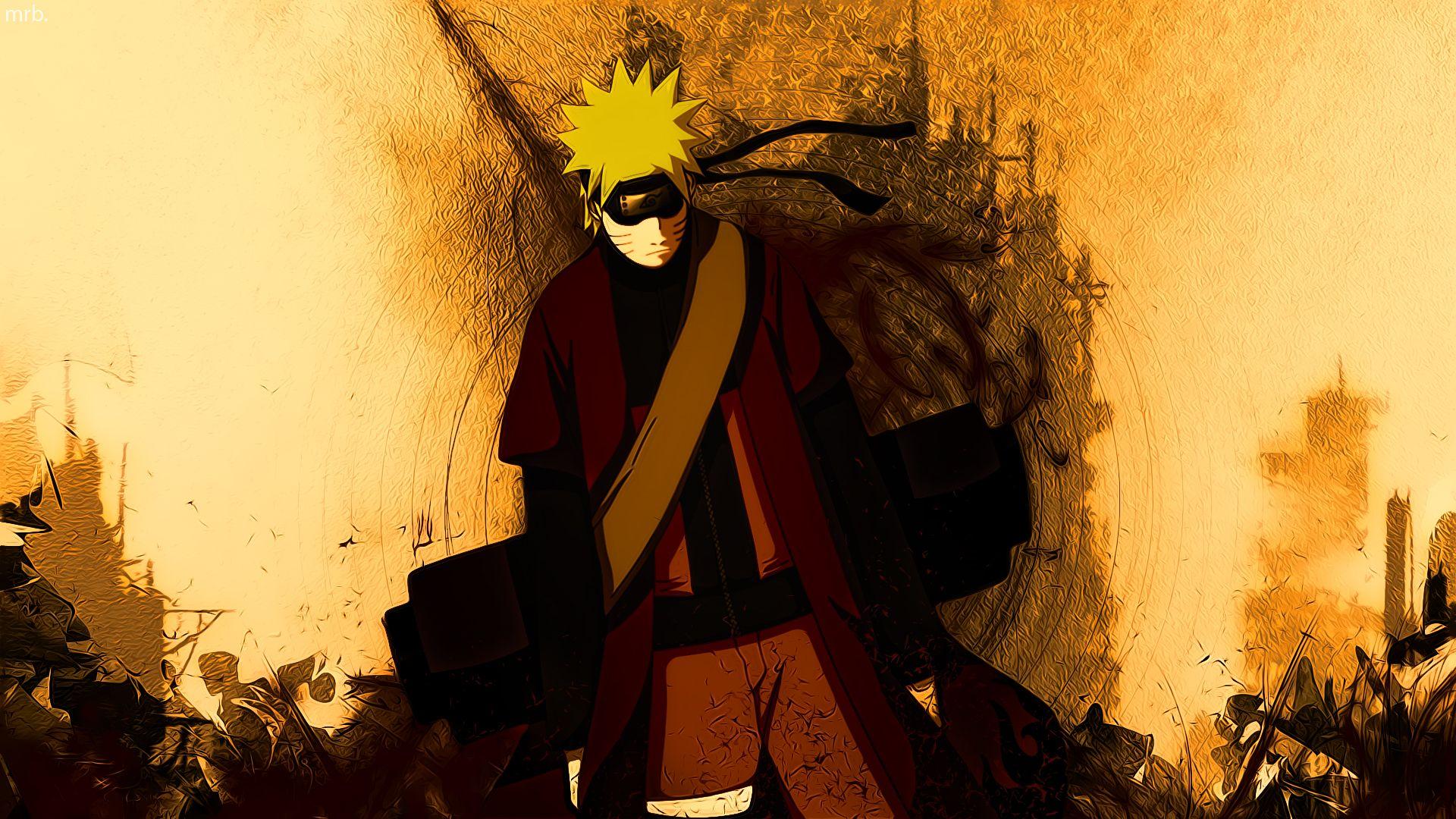 Naruto Angry Sealmaster Wallpaper