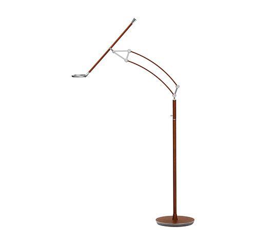 Reading Floor Lamp With Led Ring Hermes Adjustable Reading Floor Lamp With Led Light And Dimmer Switch Arched Floor Lamp Reading Lamp Floor Floor Lamp Lighting