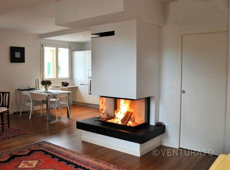 Caminetti cerca con google camini pinterest fireplace design traditional and living rooms - Caminetti da esterno ...