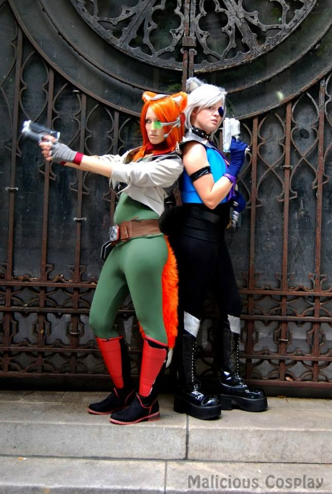 Star Fox and Star Wolf Genderbend Cosplay by Malicious-Cosplay  sc 1 st  Pinterest & Star Fox and Star Wolf Genderbend Cosplay by Malicious-Cosplay ...