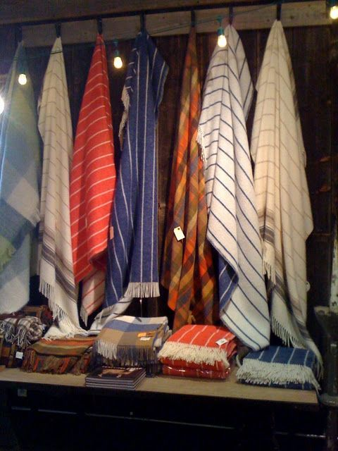 Stripes Home Theater Installation Retail Store Display Vendor Booth