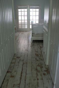 Painted Wood Bathroom Floor Google Search