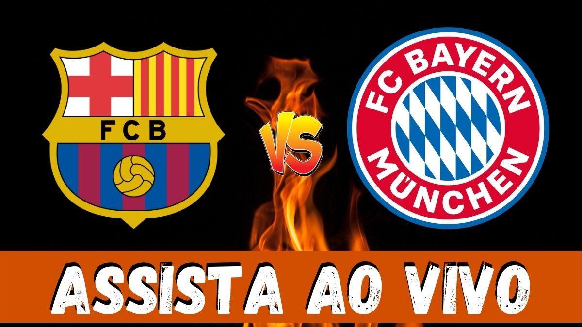 Onde Assistir Barcelona X Bayern De Munique Ao Vivo Hoje 14 08 2020 Bayern Bayern De Munique Munique