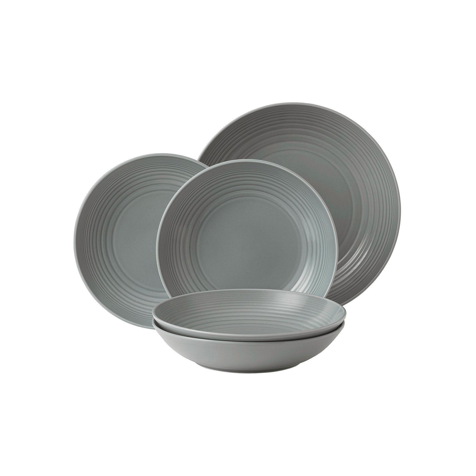 Dinnerware · Royal Doulton Gordon Ramsay ...  sc 1 st  Pinterest & Royal Doulton Gordon Ramsay Maze 5-pc. Pasta Bowl Set Dark Grey ...