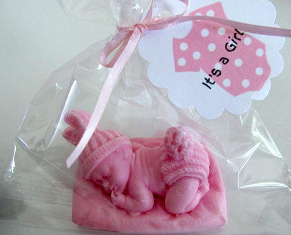 15 Sleeping Baby Soap Favors Baby Shower Soap Favors Newborn
