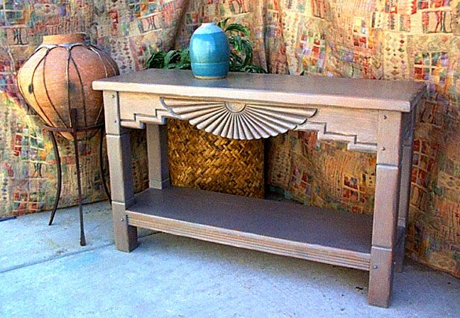 Soutwest Style Painted Furniture Southwest Coffee Tables End