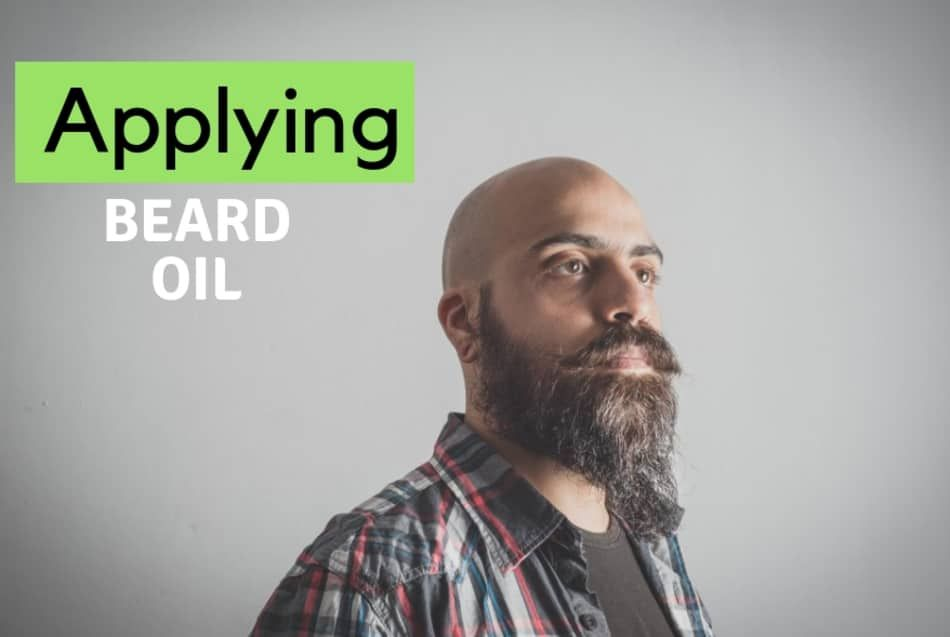 How to Apply Beard Oil for Beginners : Illustrated Guide ...
