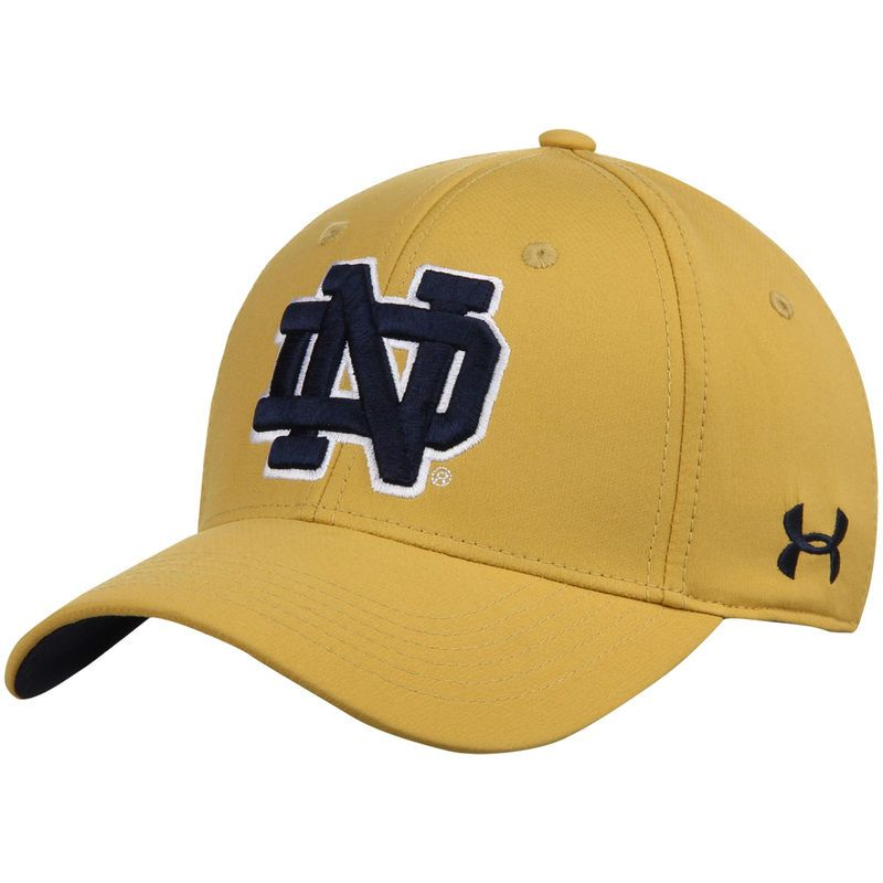 5103b44d9 Notre Dame Fighting Irish Under Armour Sideline Renegade Solid ...