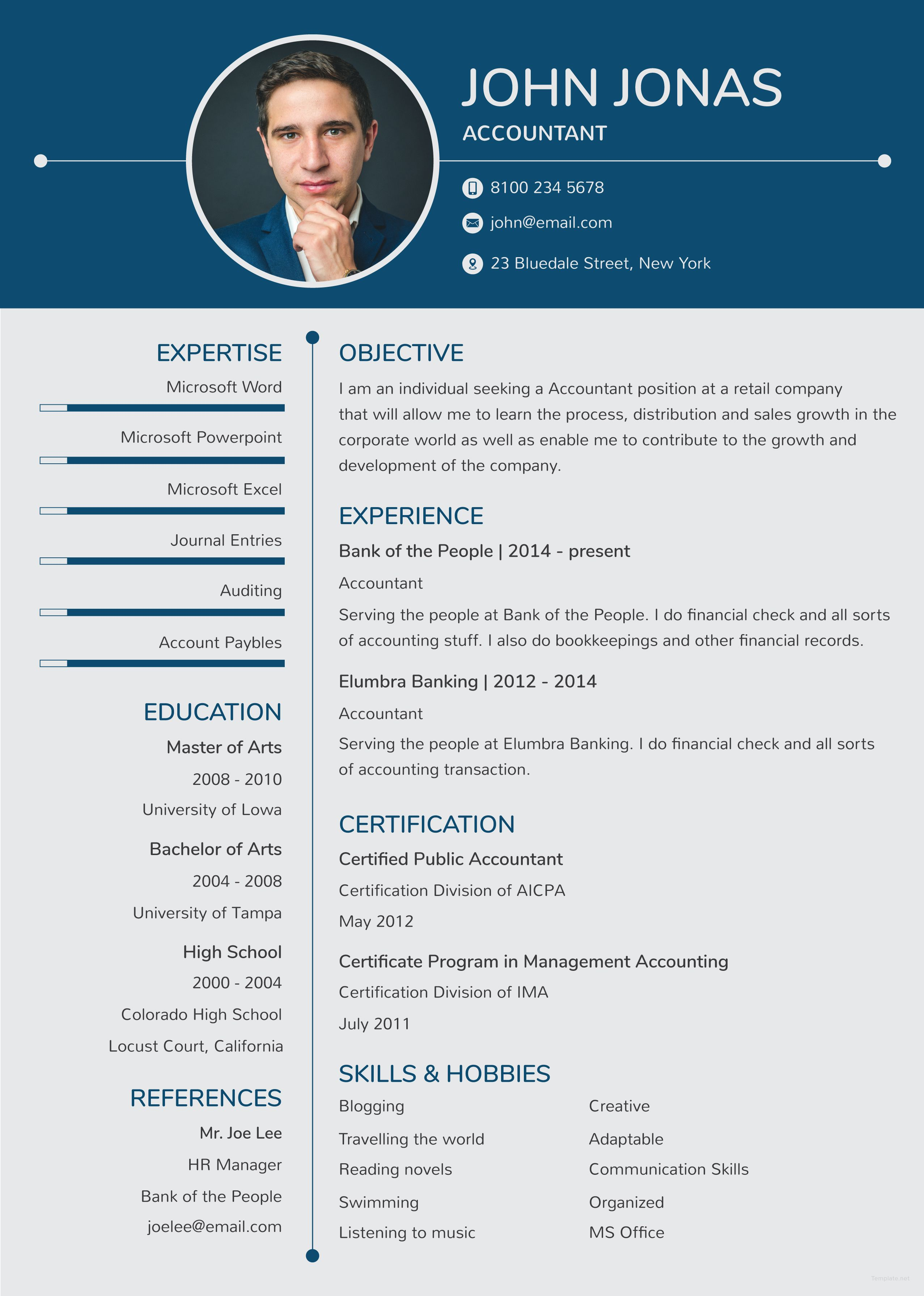 Banking Resume Cv For Freshers Template Word Psd Indesign Apple Pages Illustrator Publisher Resume Template Word Cv Words Downloadable Resume Template