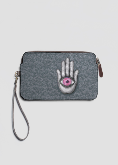 Sale Best Seller Statement Clutch - Mount Shasta Purse by VIDA VIDA Outlet Free Shipping 6ZGlL