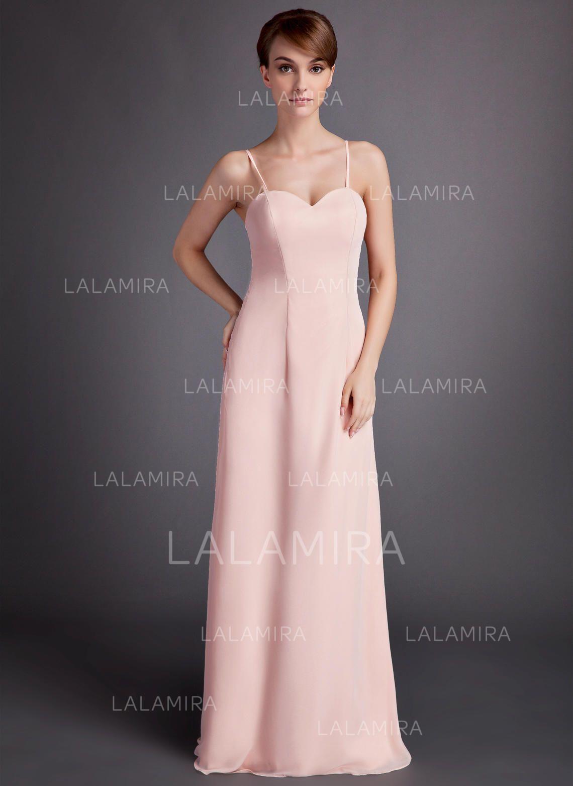 2be6c4e567 A-Line Princess Chiffon Sleeveless Sweetheart Floor-Length Zipper Up Mother  of the Bride Dresses  211191 - lalamira