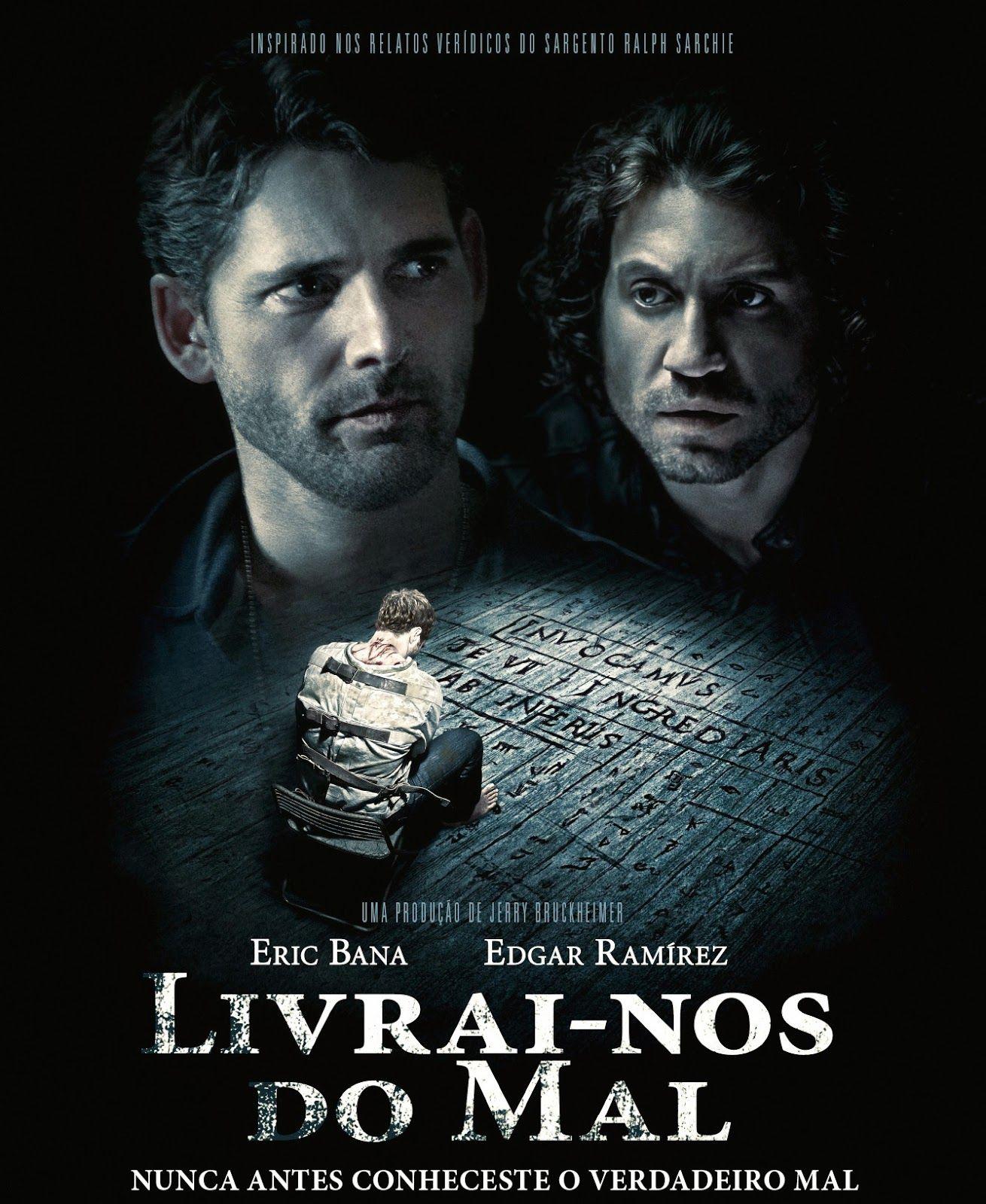 Livrai Nos Do Mal Posters De Filmes Eric Bana Filmes