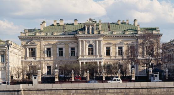 Kharitonenko Mansion by Fyodor Schechtel