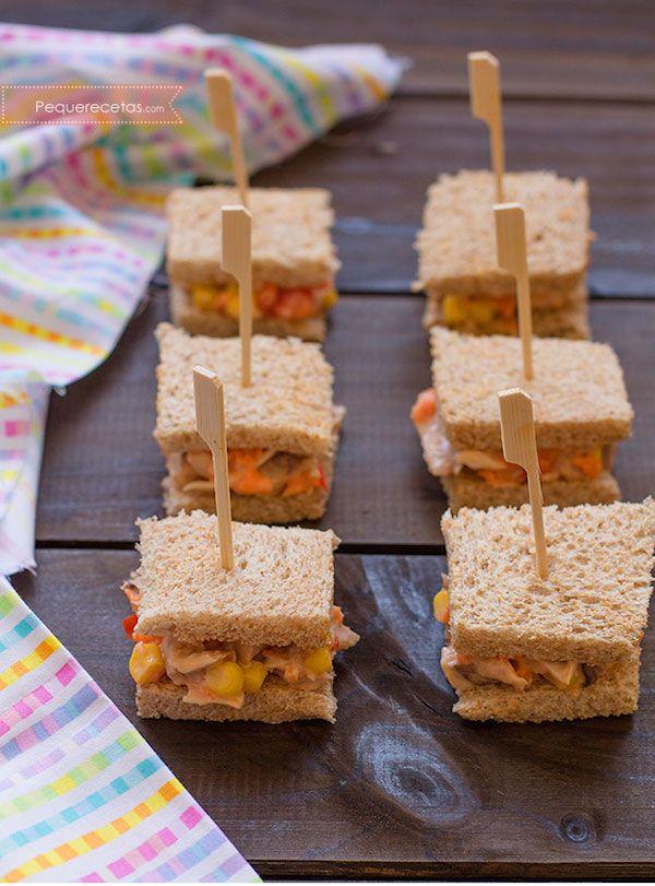 mini comidas para fiesta buscar con google