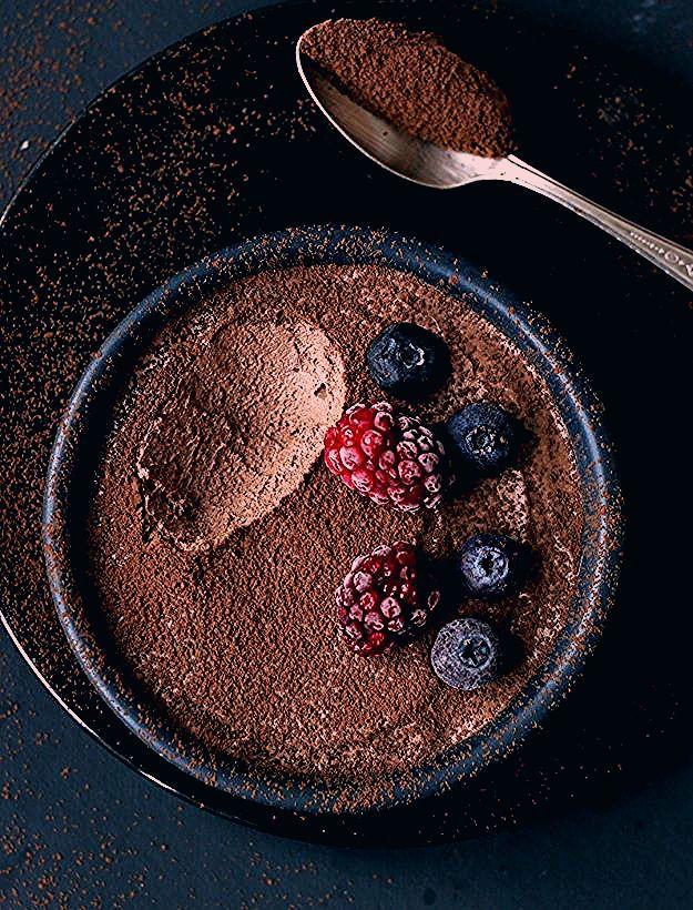 Geniale 2-Zutaten Mousse au Chocolat (ohne Ei) » Taste of Travel