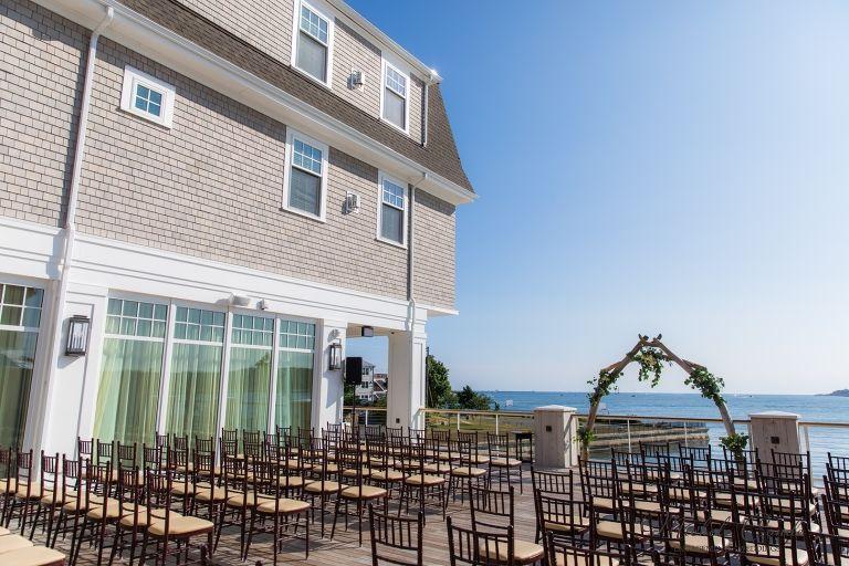 Beauport Hotel Gloucester Ma Wedding Photographer