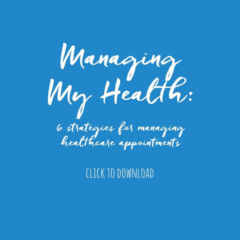 Joint Hypermobility ExplainedManaging My Health: 6 strategies for managing healthcare appointmentsColour Me: Paced colouring activity for people with hypermobility